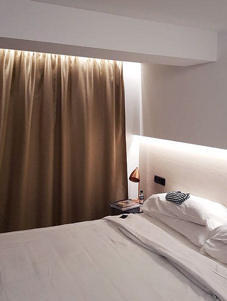 Hotellbelysning LED-strips