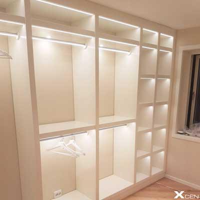 Garderob box