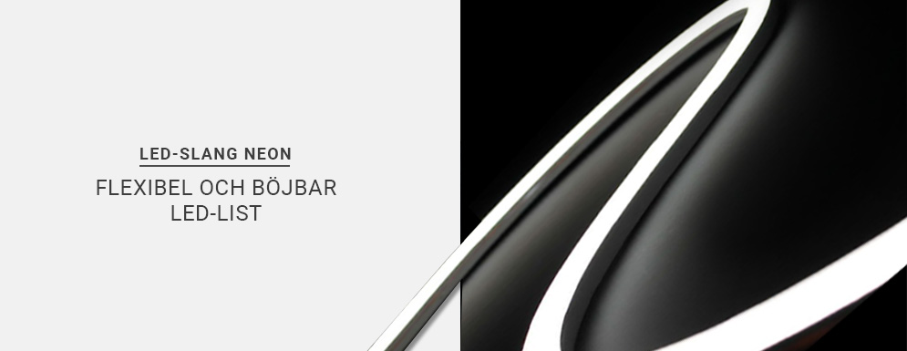 LED-slinga flexibel ljusslang