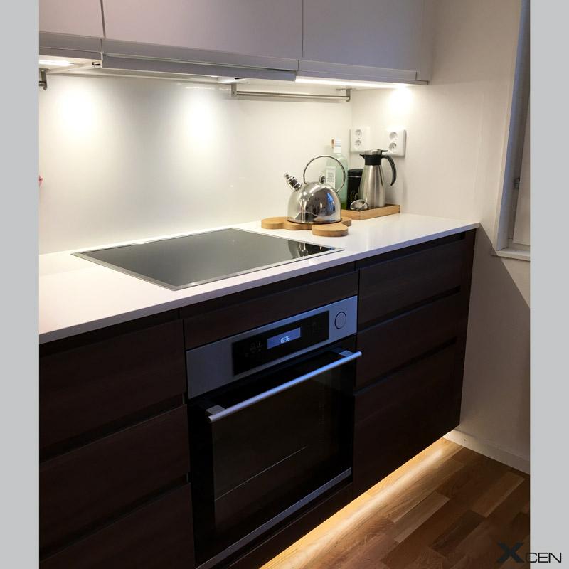 Guide: LED list i kök som bänkbelysning & arbetsbelysning