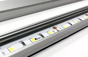 Aluminiumprofiler LED-strip
