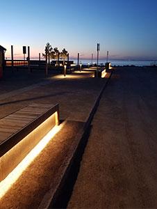 Utebelysning LED-tejp